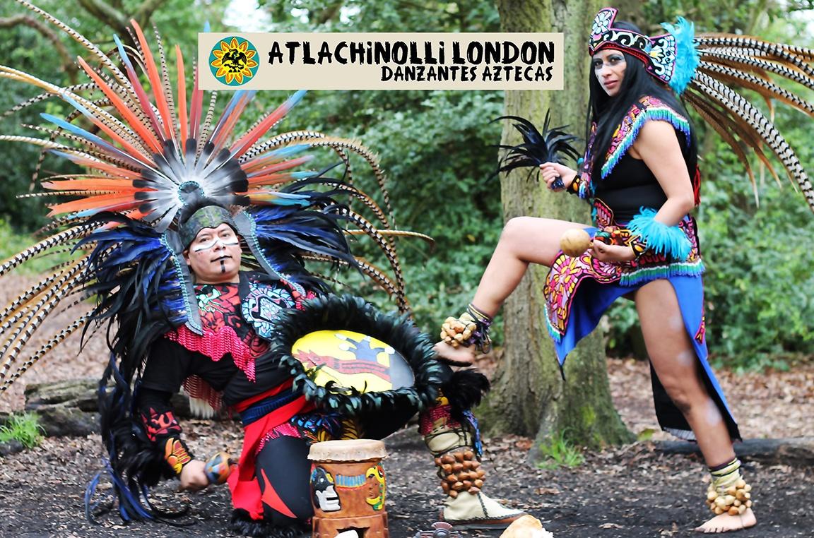 Atlichinolli Aztec Dancers