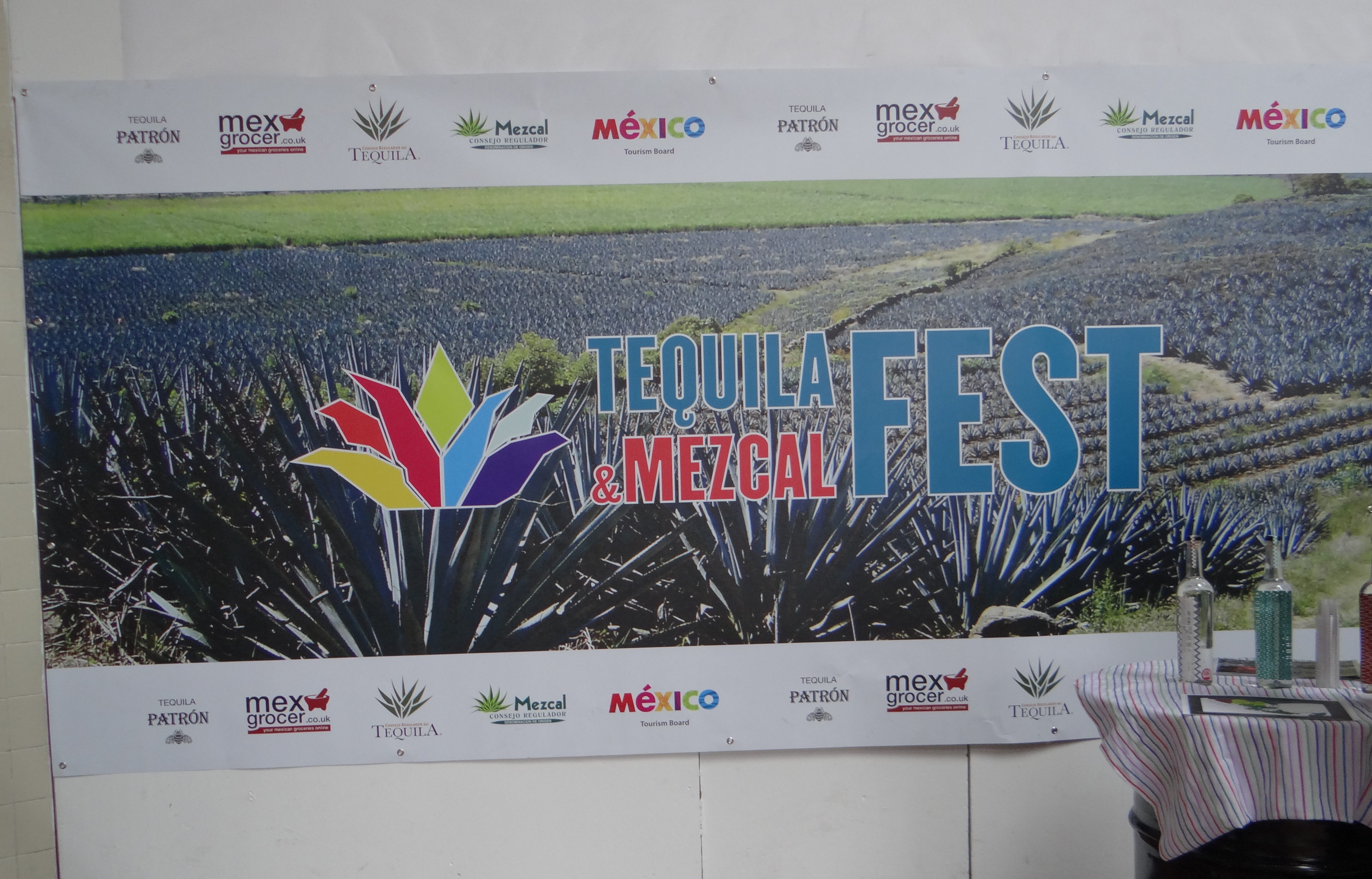 Tequila and Mezcal Fest, Seminars and New Products