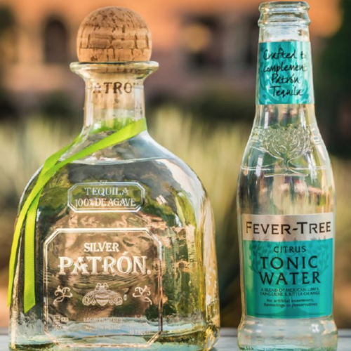 Tequila Patron X Fever Tree Tonic